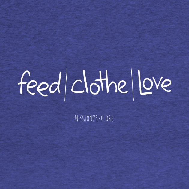 Feed Clothe Love 2015