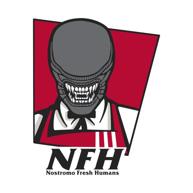 Nostromo Fresh Humans T-Shirt