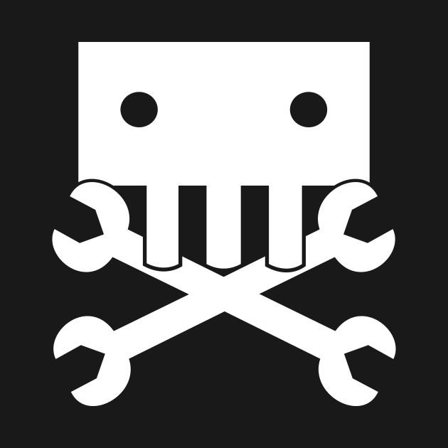 Robot Crossbones