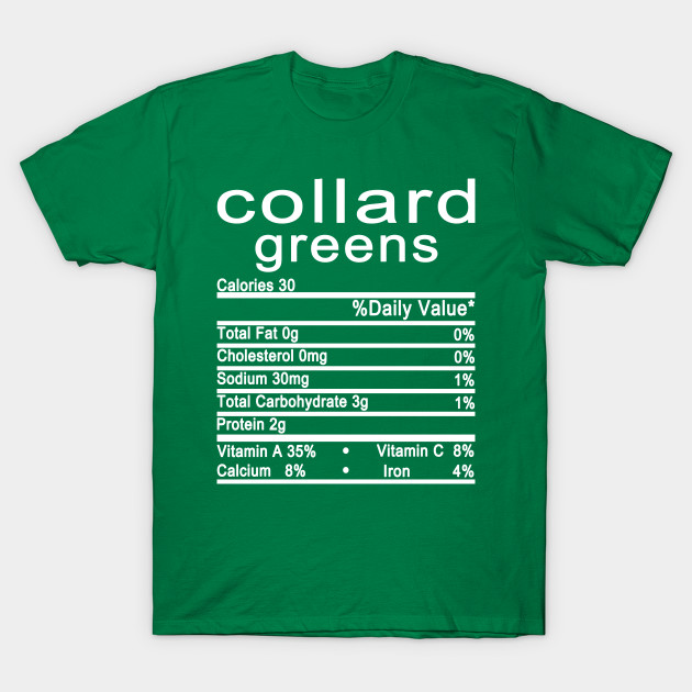 collard greens nutrition - Collard