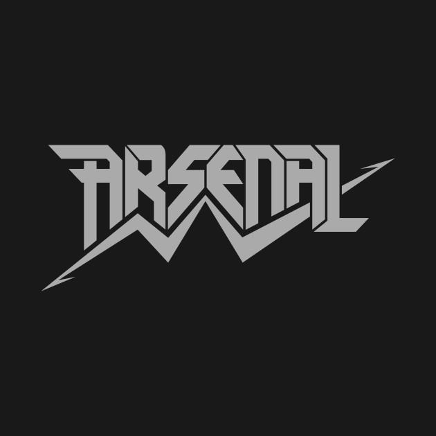 Arsenal - Logo - T-Shirt | TeePublic