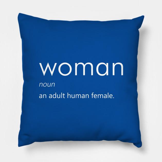 Woman (Definition) - white