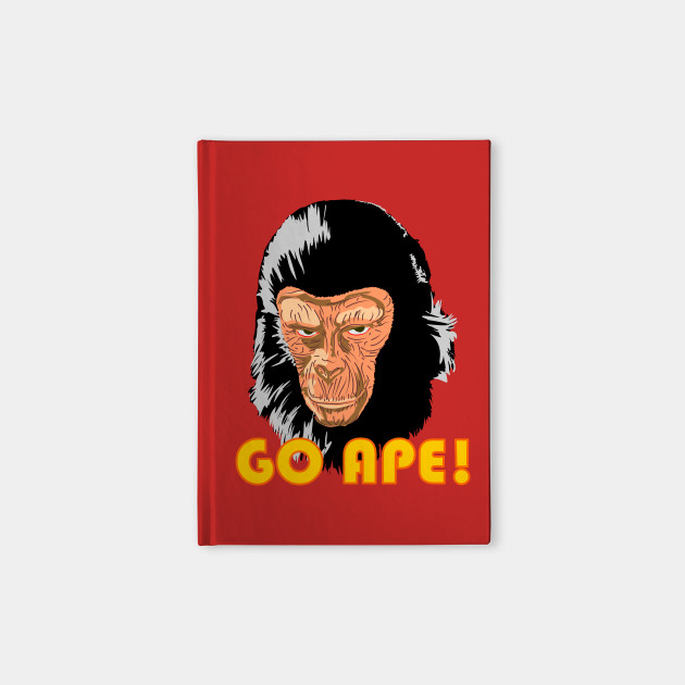 Planet of the Apes - Go Ape!