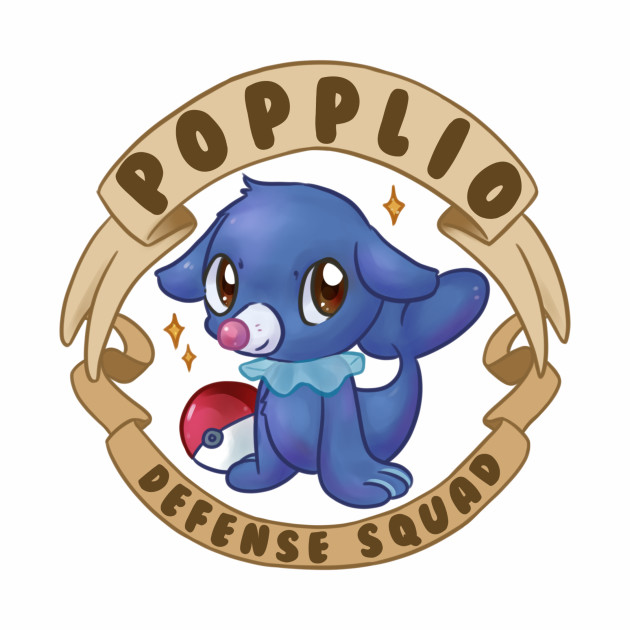Pokemon - Popplio Defense Squad (PKMN SuMo)