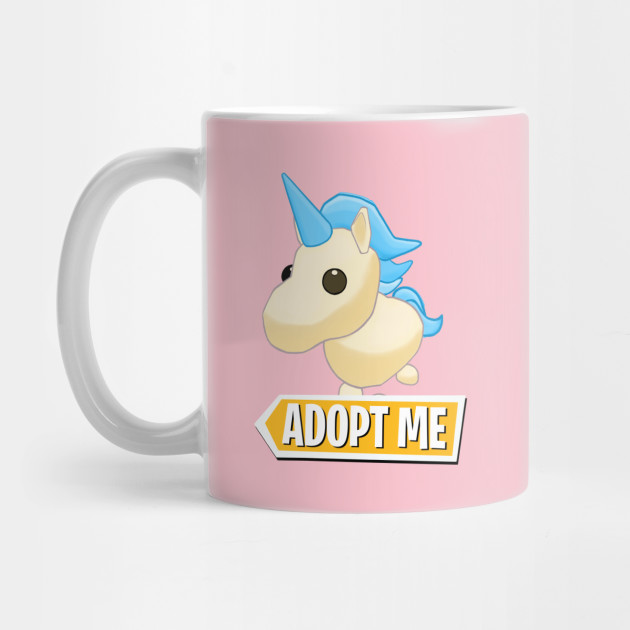 Adopt Me Golden Unicorn Adopt Me Mug Teepublic