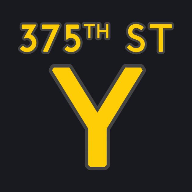 375th Street Y - Royal Tenenbaums T-Shirt