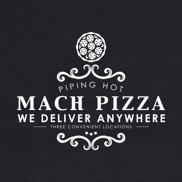 Mach Pizza