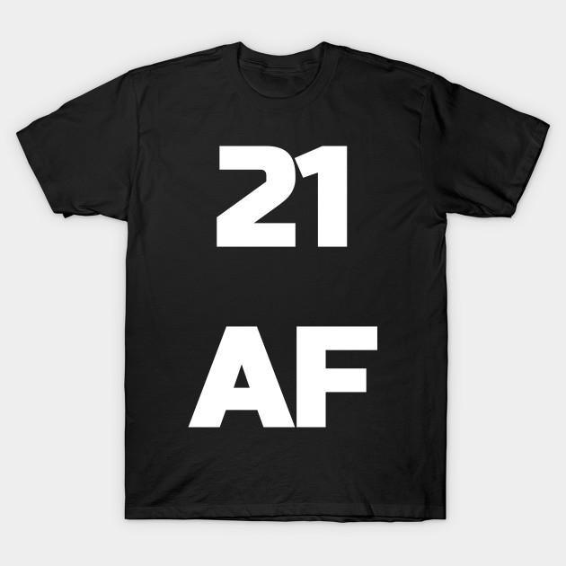 21 AF T Shirt