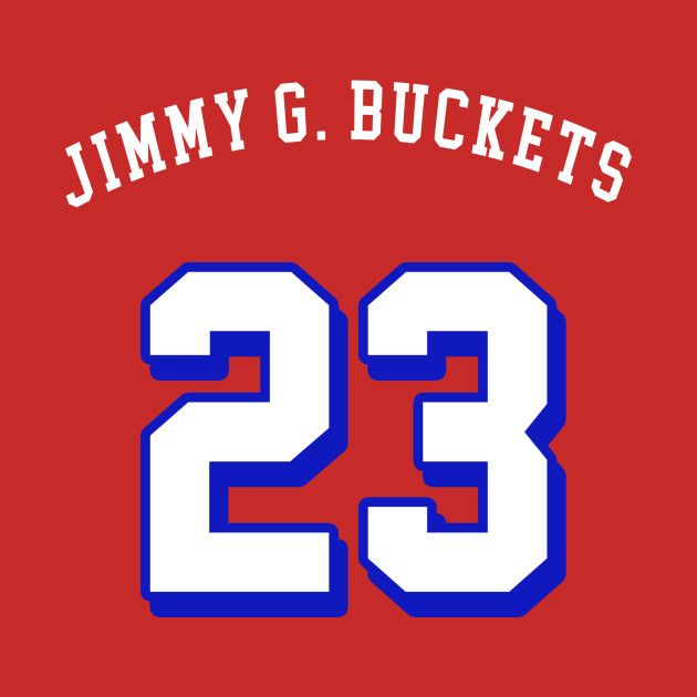 Jimmy Buckets - Philly Butler