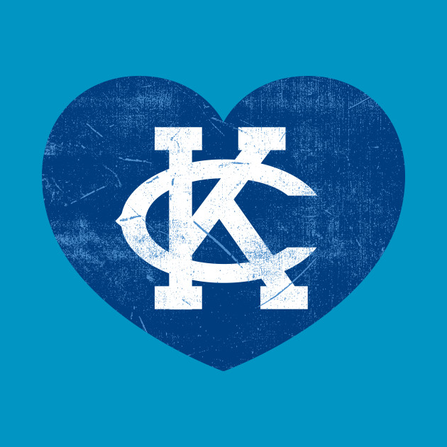 Retro KC Heart