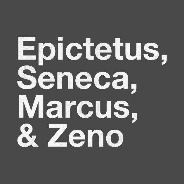 Famous Stoics