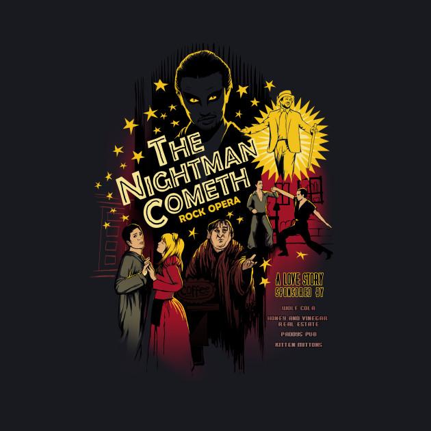 The Nightman Cometh
