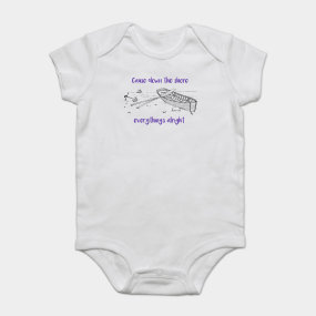 e7c1acc39 Cause Down the Shore Everythings Alright Onesie. by stacyanne324. $20. Main  Tag Bruce Springsteen Onesie