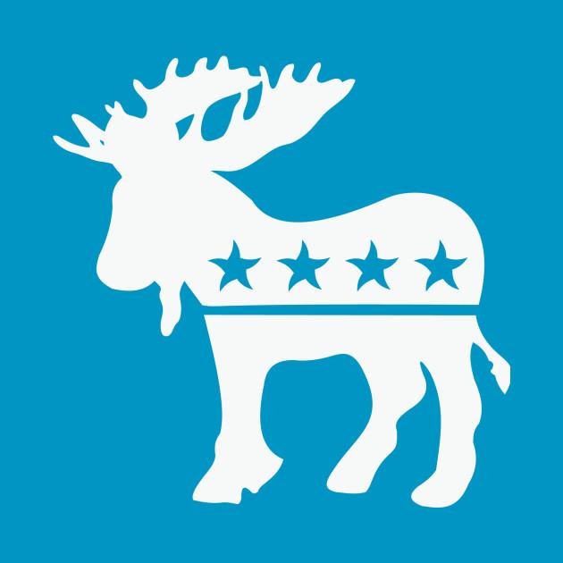 North Country Young Democrats Moose
