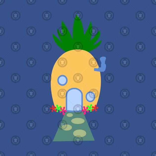 Under Sea Pineapple