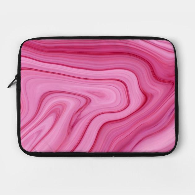 Pink Watercolor Art