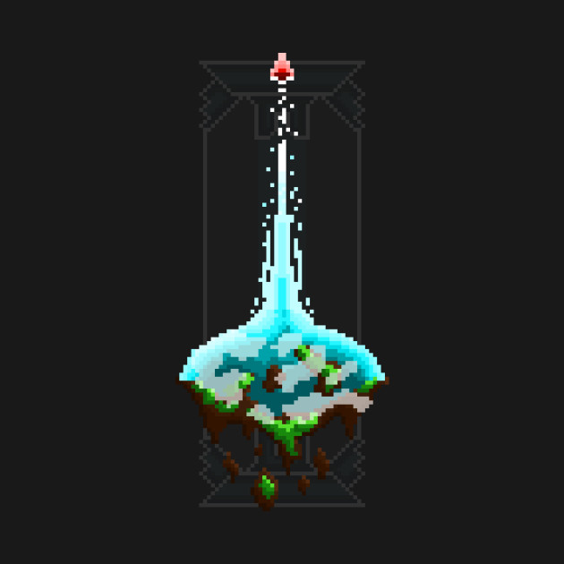 Pixel Planets : Earth