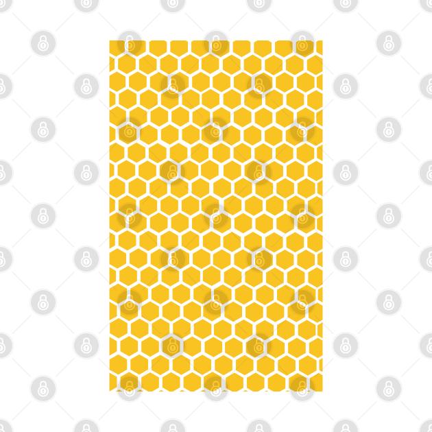 Honey-coloured Honeycombs