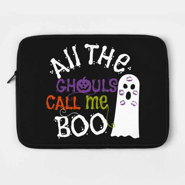 Cute Ghost and Ghouls Halloween
