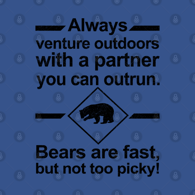 Funny Bears are Fast, But not too Picky!