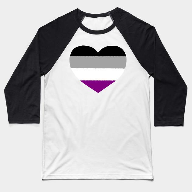 Heart Asexual Standard Women/'s T-shirt