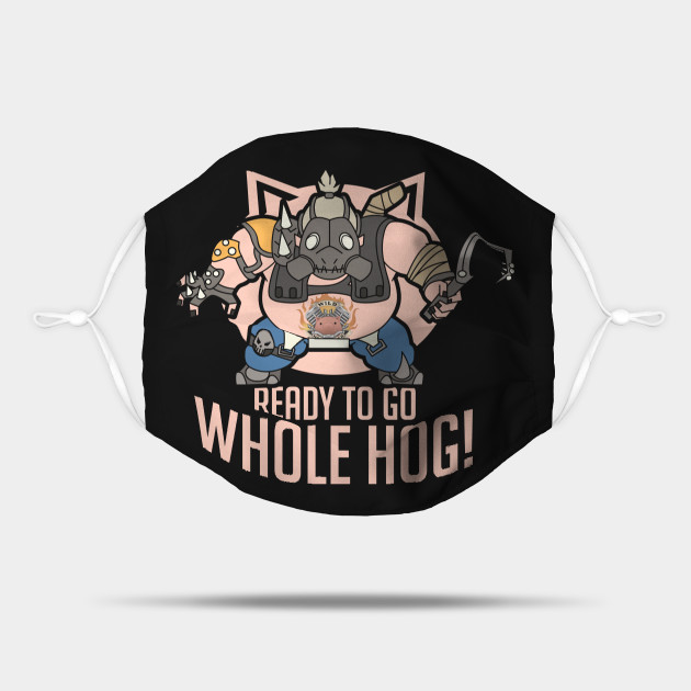 Roadhog chibi cute design