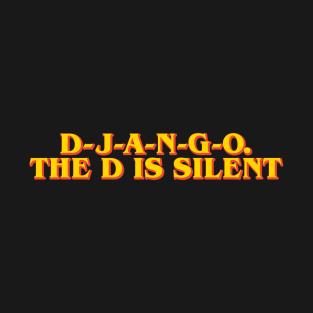 silent d t-shirts