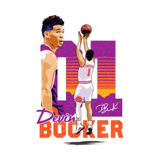 Phoenix Suns Booker Tee t-shirts