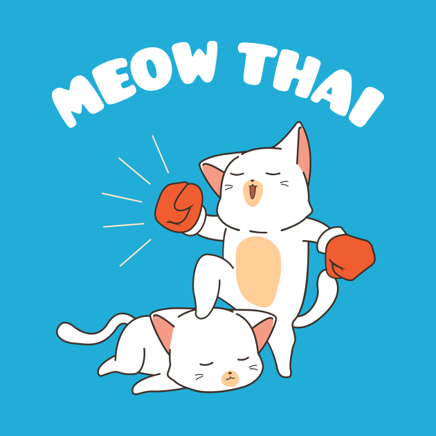 Muay Thai Cats