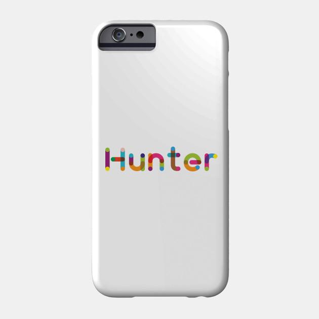 Male Names   Color Dot Series : Hunter