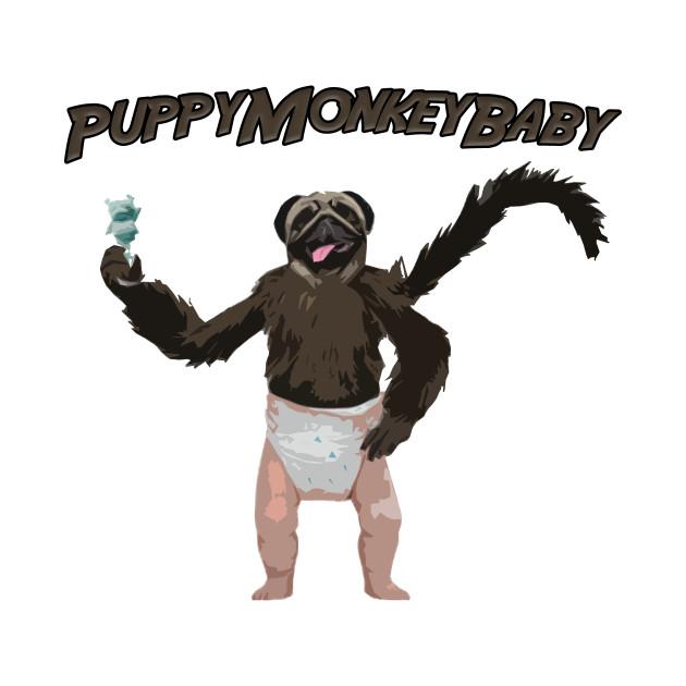 PuppyMonkeyBaby Puppy Monkey Baby Funny Commercial