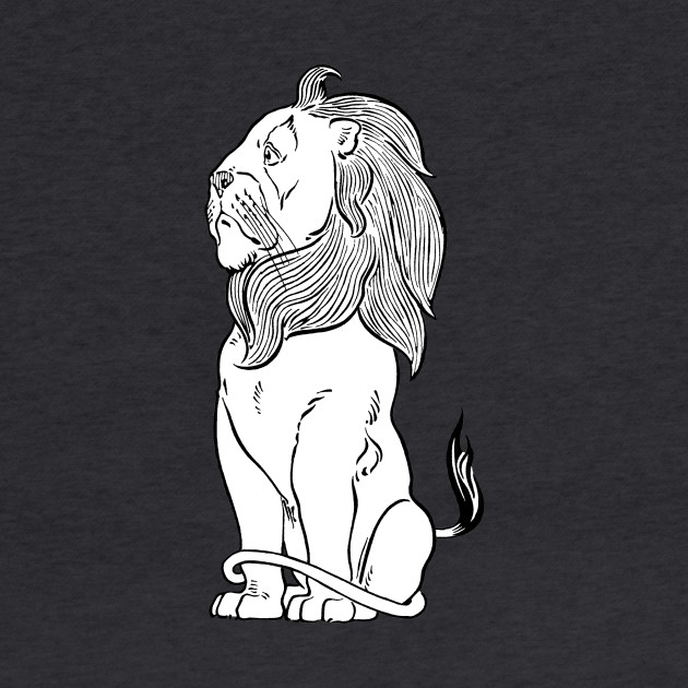 Lion from the Wizard of Oz