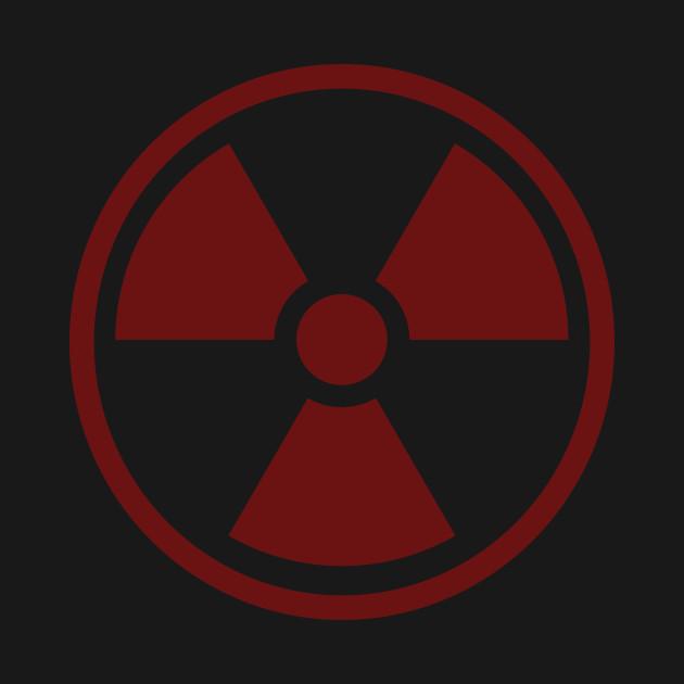 Radioactive Symbol Radiation T Shirt Teepublic