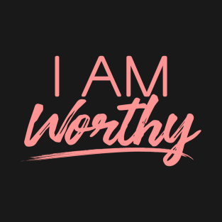 Self Worth Quotes T Shirts Teepublic