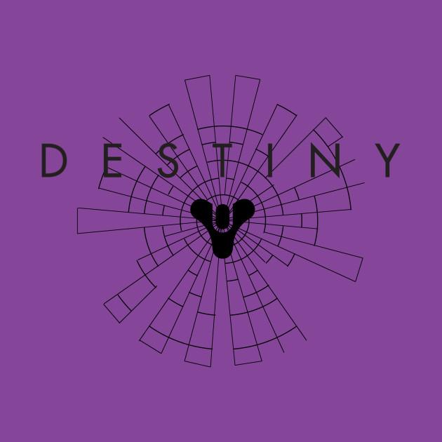 Destiny Line Art