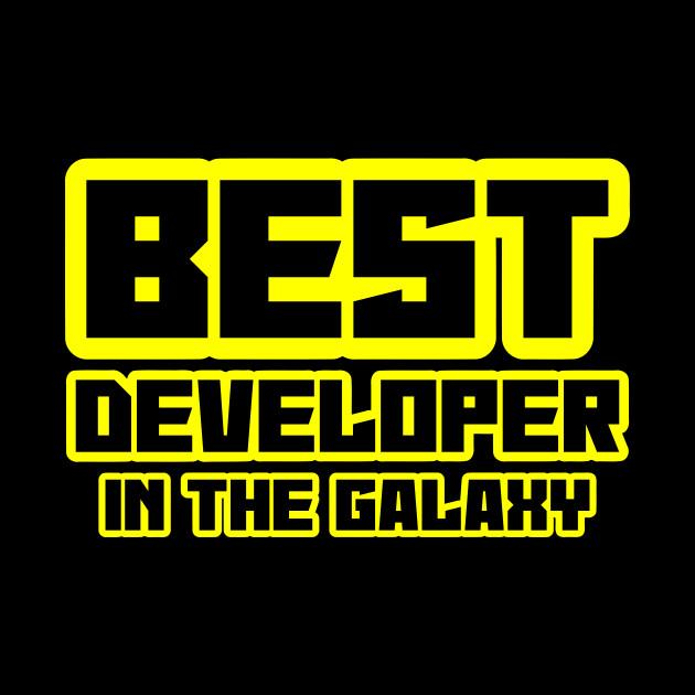 Best developer in the galaxy