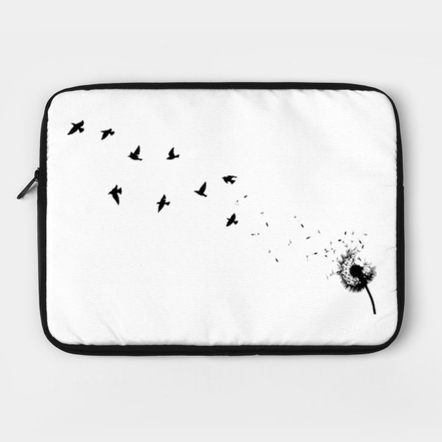 tumblr bird tumblr laptop case teepublic