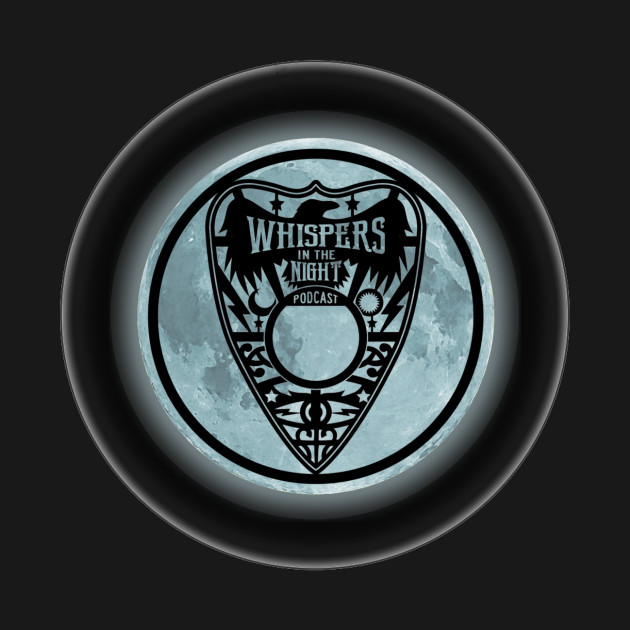 "Whispers in the Night ""Badge"" Moon"