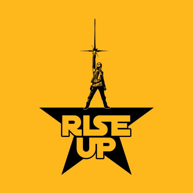 Rise Up (Star Wars: The Rise of Skywalker / Hamilton Mashup)