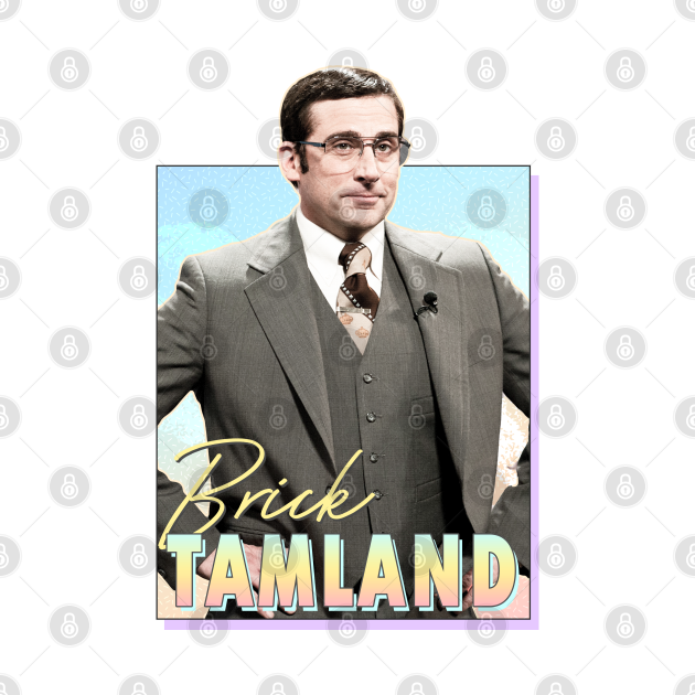 Brick Tamland /// Retro Design