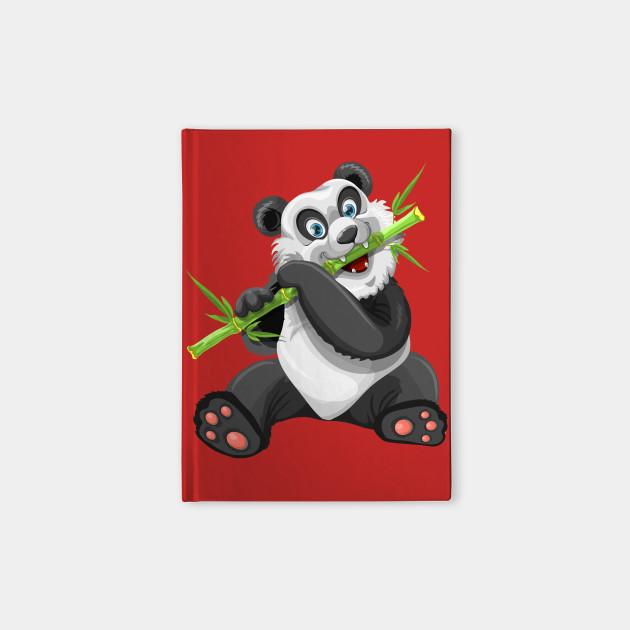 Baby Panda and His Bamboo