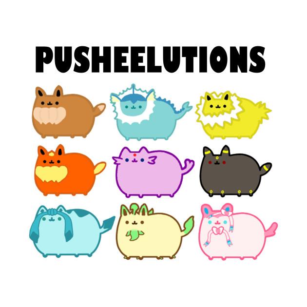 Chibi Eeveelutions