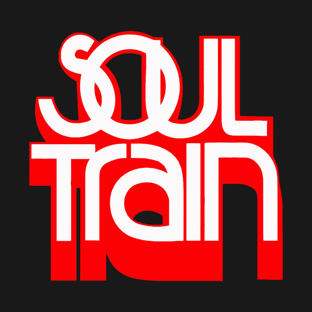 Soul Train Red Logo Soul Train T Shirt Teepublic