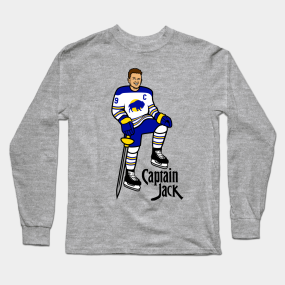 Captain Jack Eichel Long Sleeve T-Shirt 60d8eabb5