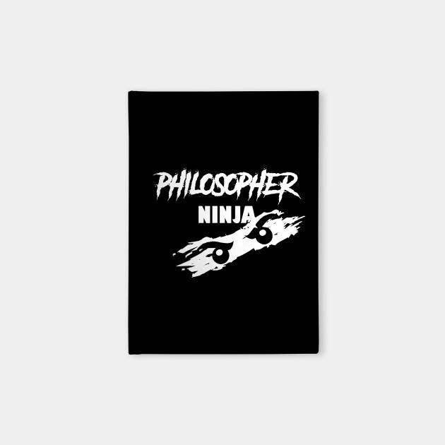 Cool philosopher gift, philosopher ninja, #philosopher