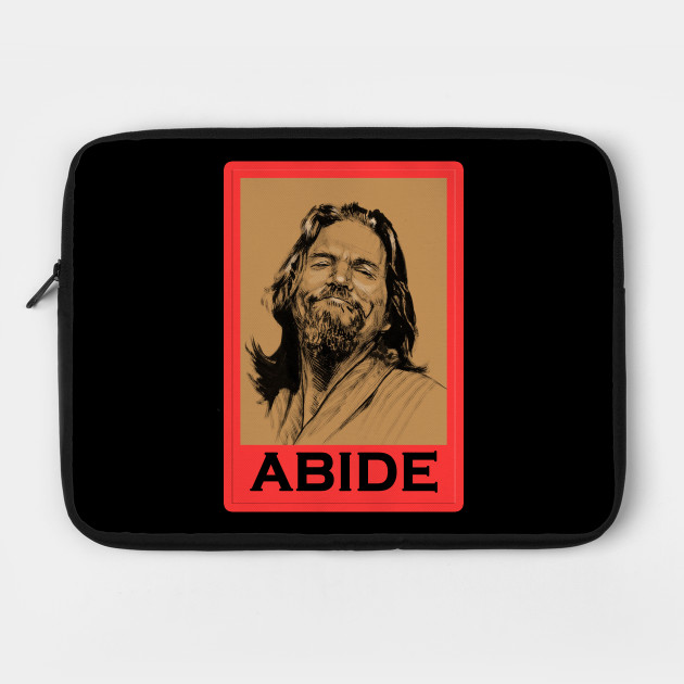 The Big Lebowski The Dude Abides Classic  T-Shirt