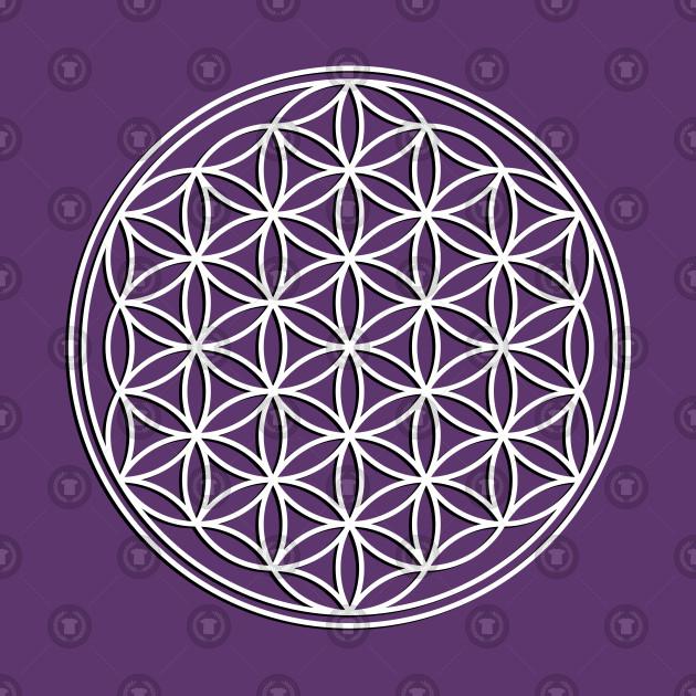 Sacred Geometry - Flower Of Life - Symbol 1