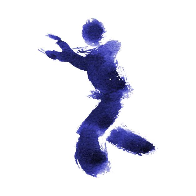 martial-arts figure