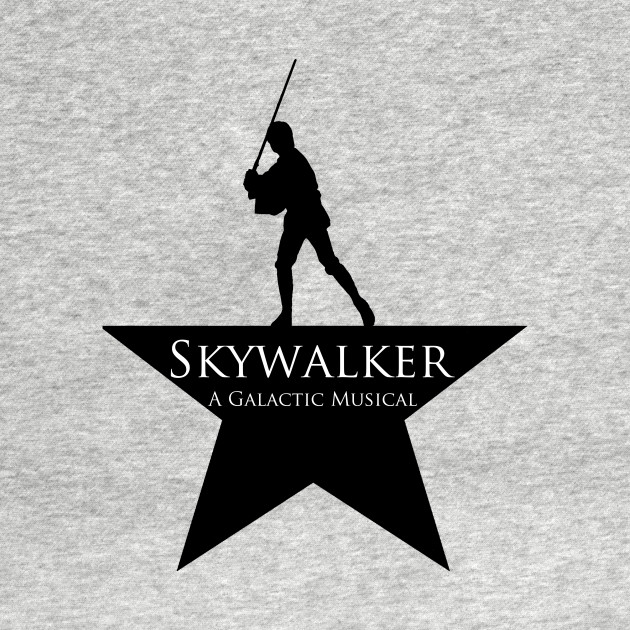 Skywalker, A Galactic Musical (version 1)