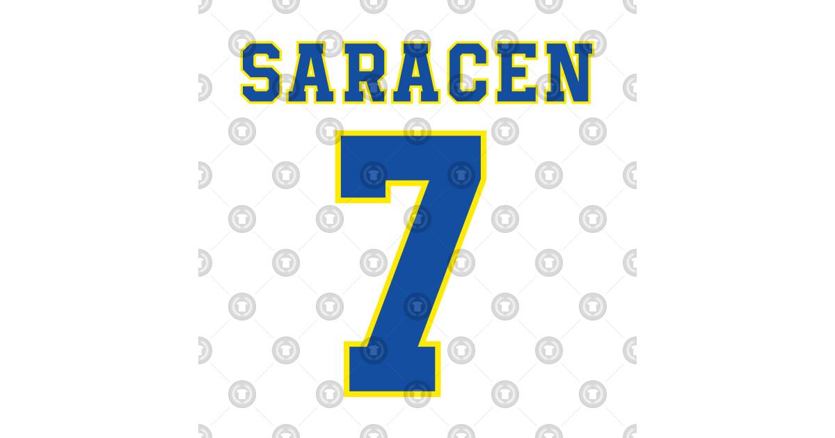 Matt Saracen - Dillon Panthers Jersey - Saracen - Long Sleeve T-Shirt  f26426d56